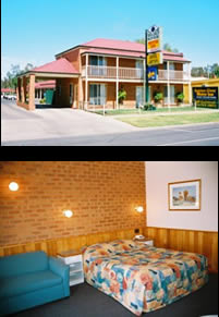 Golden River Motor Inn - Accommodation NT