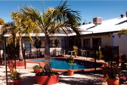 Peppercorn Motel  Restaurant - Accommodation NT