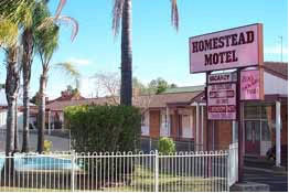 The Homestead Motor Inn - Accommodation NT