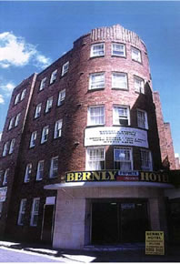 Bernly Private Hotel - Accommodation NT