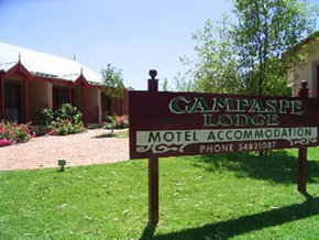 Campaspe Lodge - Accommodation NT