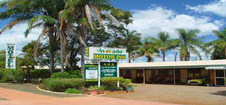 Avocado Motor Inn - Accommodation NT