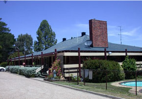 Golden Heritage Motor Inn - Accommodation NT