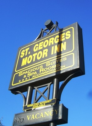 St Georges Motor Inn - Accommodation NT