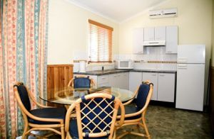 Dunleith Tourist Park - Accommodation NT