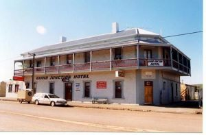 Grand Junction Hotel - Accommodation NT