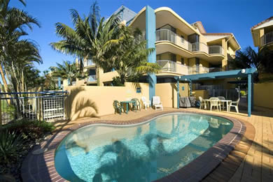 Surf Club Apartments - Accommodation NT