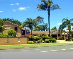Jacaranda Place Motor Inn - Accommodation NT