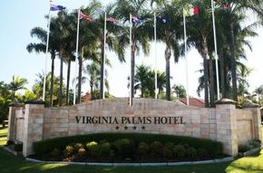 Brisbane International - Virginia - Accommodation NT