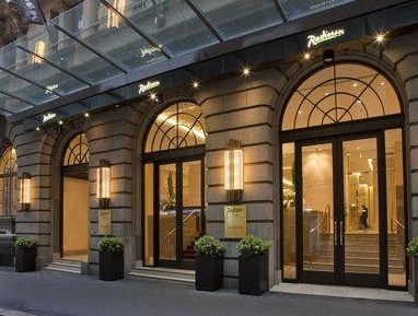 Radisson Plaza Hotel Sydney - Accommodation NT