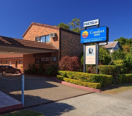 Airport Admiralty Motel - Accommodation NT