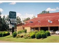 Quality Inn Charbonnier Hallmark - Accommodation NT