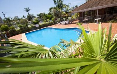 Island Palms Motor Inn - Accommodation NT