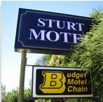 Sturt Motel - Accommodation NT
