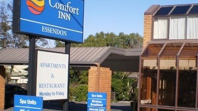 Comfort Inn  Suites Essendon - Accommodation NT
