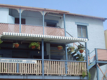 Annies Shandon Inn - Accommodation NT