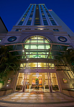 Brisbane Marriott Hotel - Accommodation NT