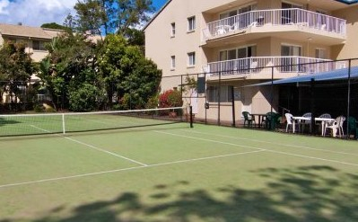 Paradise Grove Holiday Apartments - Accommodation NT
