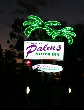 Chinchilla Palms Motor Inn - Accommodation NT