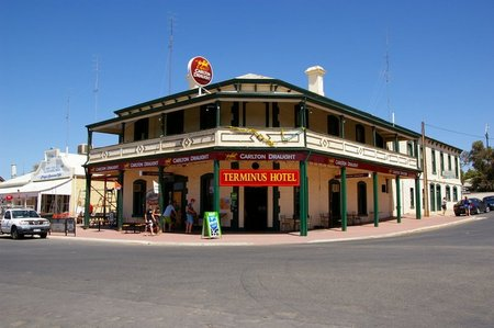 Terminus Hotel Motel - Accommodation NT