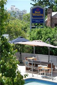 Best Western Gregory Terrace Motor Inn - Accommodation NT
