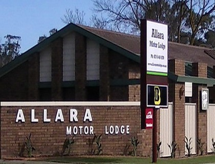 Allara Motor Lodge - Accommodation NT