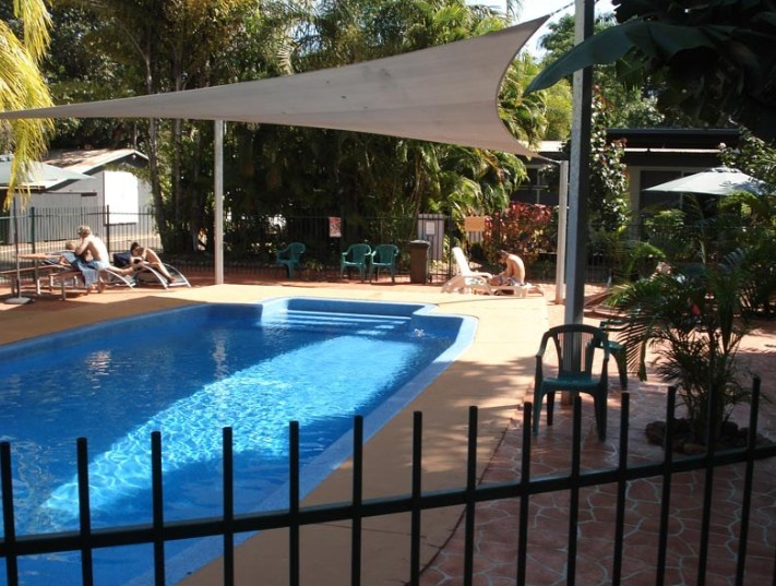 Shady Glen Tourist Park - Accommodation NT
