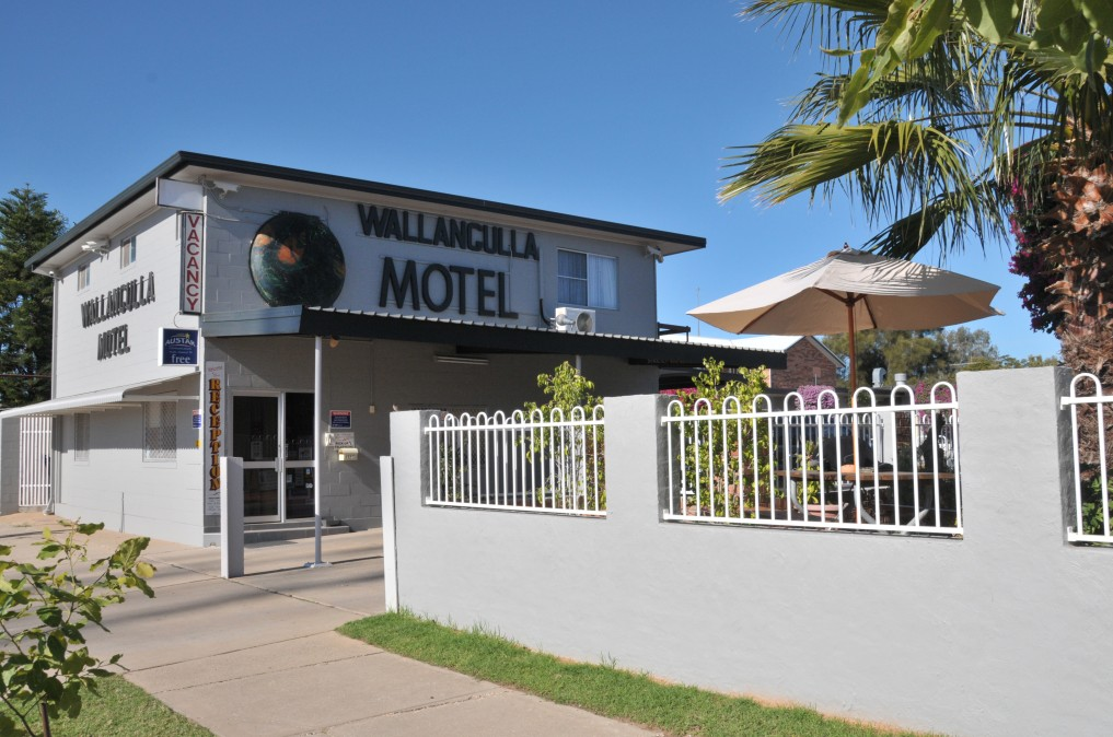 Wallangulla Motel - Accommodation NT