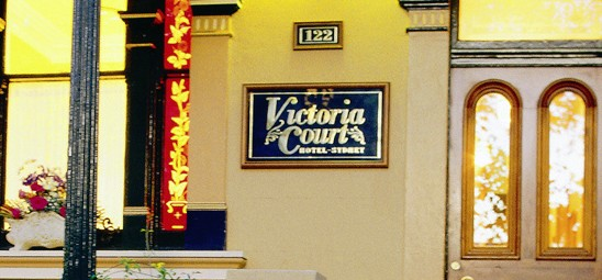 Victoria Court Hotel - Accommodation NT
