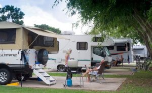 Noosa River Holiday Park - Accommodation NT