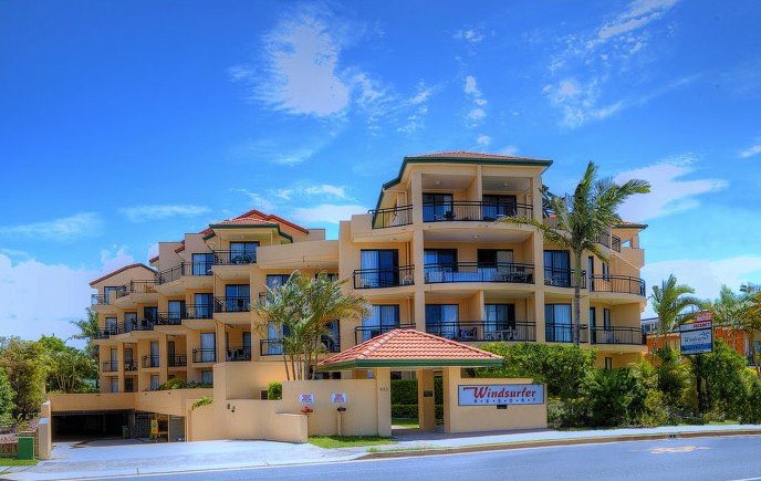 Windsurfer Resort - Accommodation NT