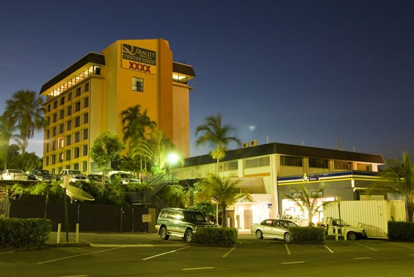 Quality Hotel Frontier Darwin - Accommodation NT