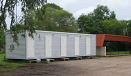 Coolalinga Caravan Park - Accommodation NT