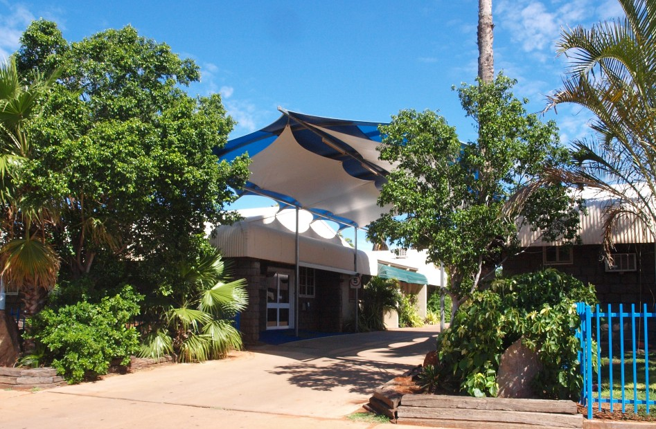 Bluestone Motor Inn - Accommodation NT