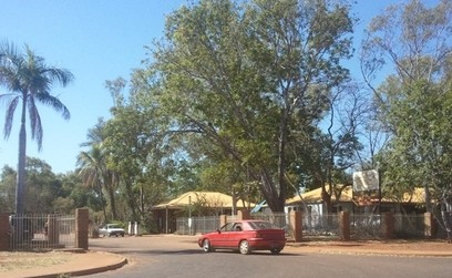 Outback Caravan Park - Accommodation NT