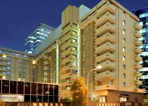Parmelia Hilton - Accommodation NT