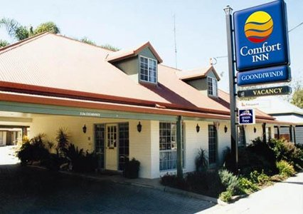 Comfort Inn Goondiwindi - Accommodation NT