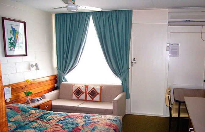 Motel Carnarvon - Accommodation NT
