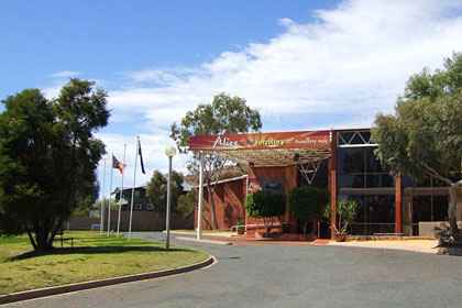 Alice In The Territory - Accommodation NT
