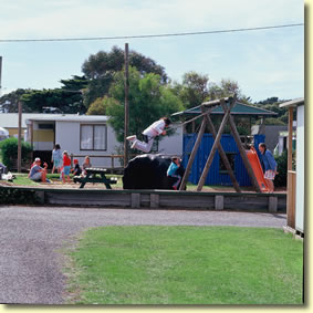 Swansea Holiday Park - Accommodation NT