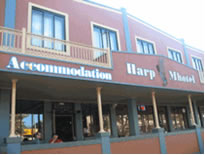 Harp Deluxe Hotel - Accommodation NT