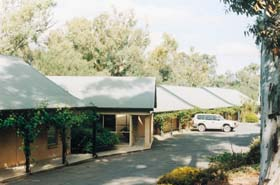Burra Motor Inn - Accommodation NT