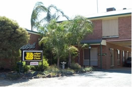 Rushworth Motel - Accommodation NT