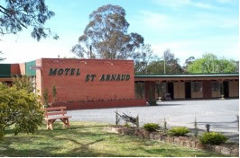 Motel St Arnaud - Accommodation NT