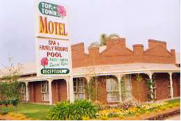 Top Of The Town Motel - Accommodation NT