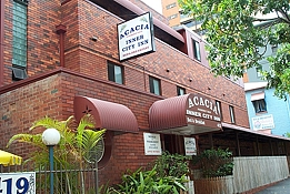 Acacia Inner City Inn - Accommodation NT