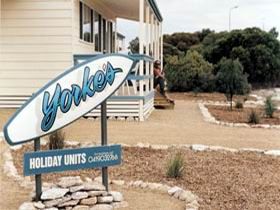 Yorke's Holiday Units - Accommodation NT