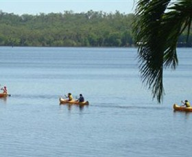 Lake Bennett Resort - Accommodation NT