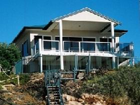 Top Deck Cliff House - Accommodation NT