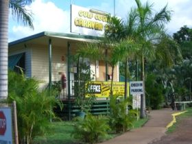 Gulf Country Caravan Park - Accommodation NT